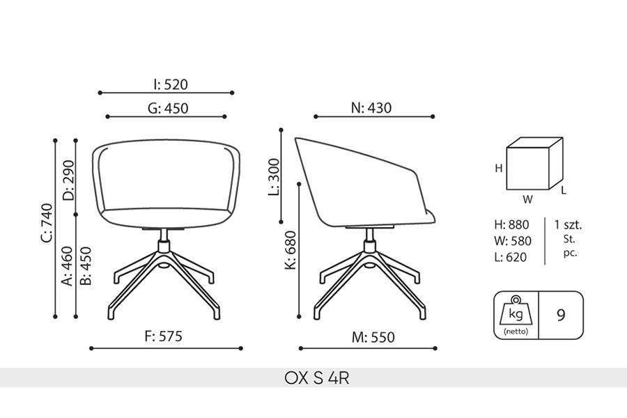 Bejot-Oxco-Small-kuipstoel-kantoorstoel-vergaderstoel-4R-1
