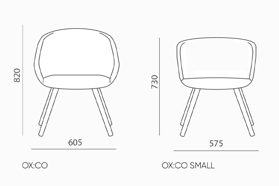 Bejot-Oxco-Small-kuipstoel-kantoorstoel-vergaderstoel-afmeting