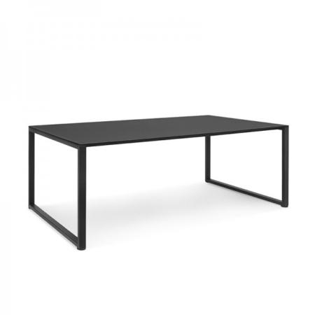 OT-2Q-Tafel-Zwart-vergadertafel-industriele-tafel